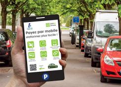 Visuel Pay By Phone à Thionville