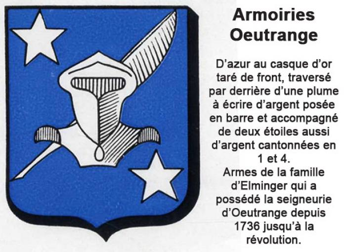 armoiries oeutrange